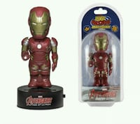 Figura Iron Man Marvel body Knockers Neca Seville, 41009
