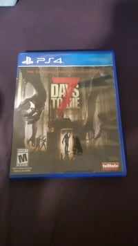 7 days to die Used once, brand new price reduced Red Deer