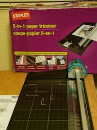Staples 5 in one paper trimmer Stockton, 95209