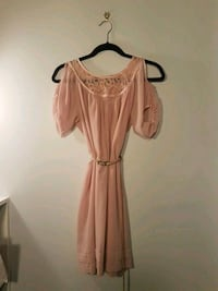 Rose romantic dress size S