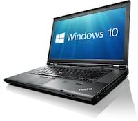 """LENOVO THINKPAD T530 EXCELLENT CONDITION INTEL I5 10GB RAM 2 VIDEO CARD 500GB HARD DRIVE 15,6"""" DISPLAY ORIGINAL CHARGER EXCELLENT Montréal"""