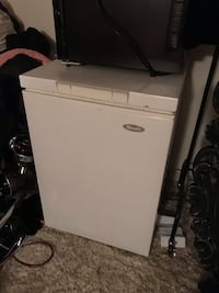 white single-door refrigerator Ashburn, 20147