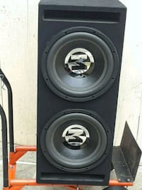 12 in Memphis subwoofers new $160 Los Angeles, 90042