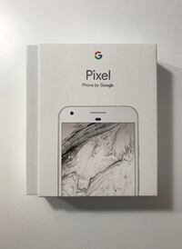 clearly white Google Pixel smartphone box Edmonton, T6R