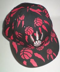 Raptors NBA Adidas Fitted Cap Size 7 3/4 London