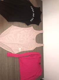 Summer tops for sale. 3 tops for $20 Toronto, M3J 3P8
