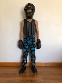 Youth Sparring Gear  Warwick, 10990
