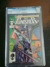 THE PUNISHER #1  Toronto