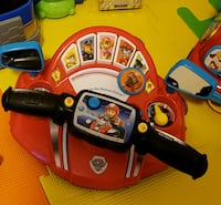 Paw patrol steering wheel toy Margate