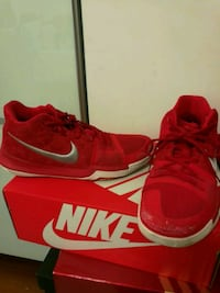 Kyrie 3 Suede Red SIZE 11 Singapore, 238141