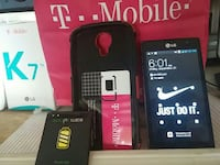 Use LG L9 4G phone w/T-Mobile