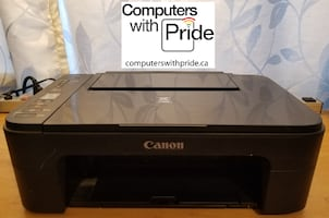 Canon Pixma TS3129 All-in-One Inkjet Printer with Wi-Fi and 30 day warranty