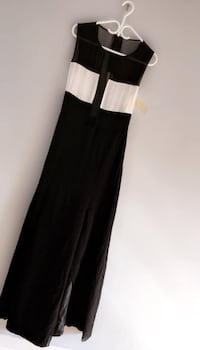 Black and White Dress - By: BCBG.