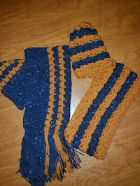 Mommy & Me Hat & Scarf Set 567 mi