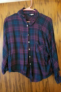 Long sleeve flannel Stoughton, 53589