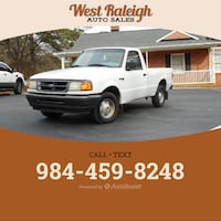 1995 Ford Ranger Raleigh, 27606