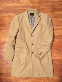 Men's Banana Republic wool coat size medium    Toronto, M6H