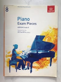 Grade 8 Piano Exam Pieces ABRSM Hougang, 530971
