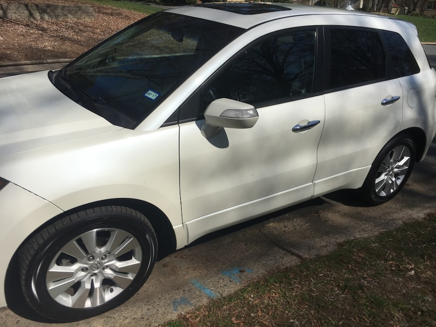 letgo 2011 acura rdx turbo in charlotte nc. Black Bedroom Furniture Sets. Home Design Ideas