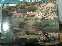 2000 piece 80's puzzle never been opened Evansville, 47710