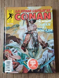 Conan el Barbaro  Polanco