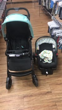 Graco Car seat and Baby Stroller combination  Peoria, 85381