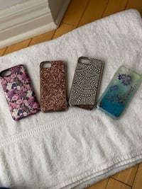 four assorted color iPhone cases Fort Erie, L2A 6G9