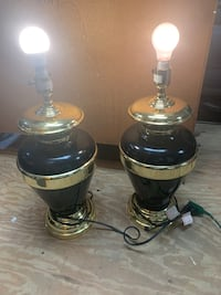 Pair of Table Lamps Monroe Township, 08831