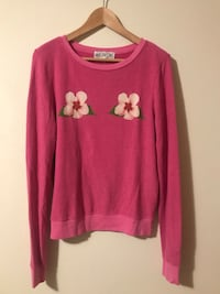 Wildfox Sweater (size XSmall, fits like a Small) Edmonton, T6R 3J1