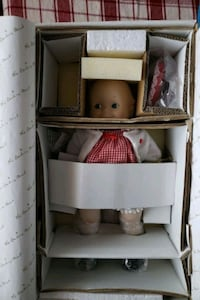 Doll (Porcelain)