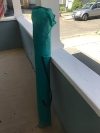 Brand new patio umbrella; stand not included  Winthrop, 02152