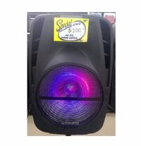 AudioVerse Portable Party Speaker