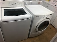 white washer and dryer set Memphis, 38125