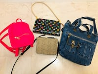 New bags! Pacsun, old navy.. Island Lake, 60042