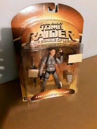 Lara croft toy collectible