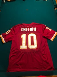 RG III 80th edition Redskins NFL Football jersey Barrie, L4N 5X2