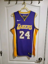 Kobe Bryant Lakers Purple Jersey Winnipeg, R3Y 0B7