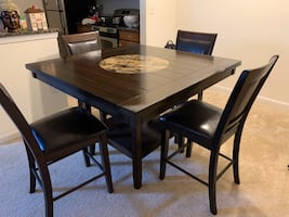 Buy Dining table and get kitchen appliances for free