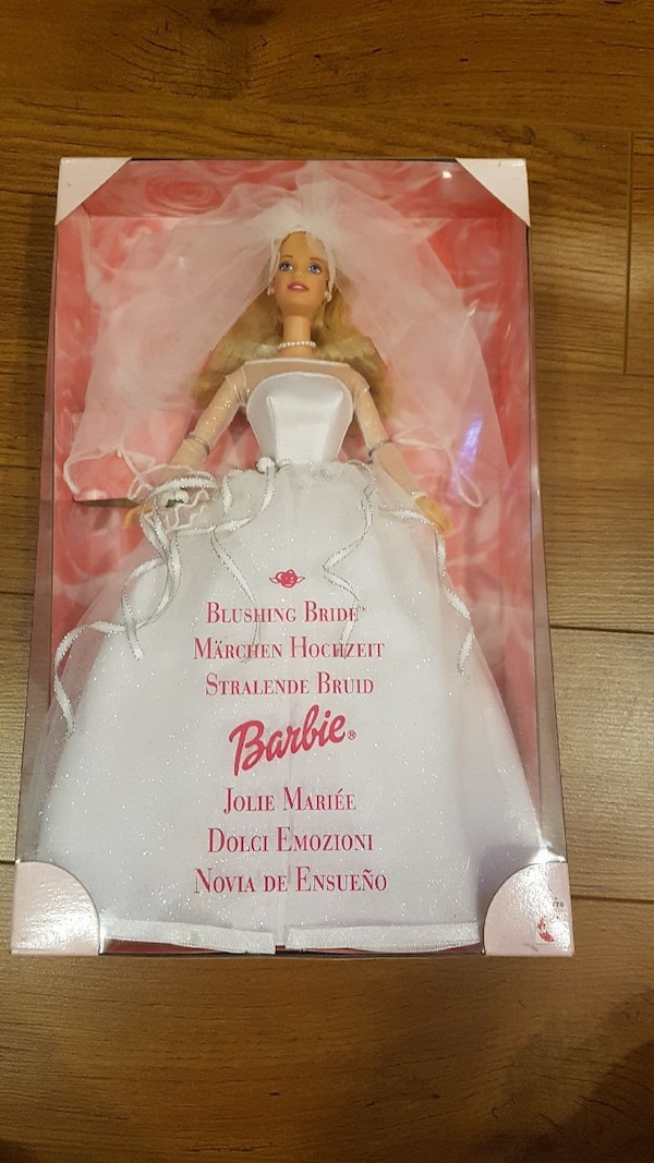 collector's foreign bride Barbie