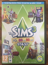 The Sims 3 PC DVD-etui