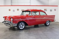 1957 Chevrolet 210 No trim field Benicia
