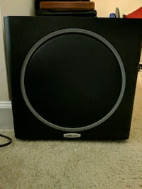 Polk Audio Active Subwoofer Alexandria