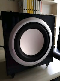 PURE ACOUSTİCS SL-W10 SUBWOOFER 175 WATTS RMS