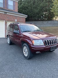 2002 Jeep Grand Cherokee Temple Hills