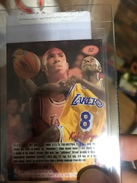 Kobe rookie card perfect condition Addison, 60101