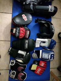 Boxing Gloves Henderson, 89074