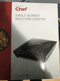Single- Burner. Induction cooktop. 50% off Toronto, M4M 3H5