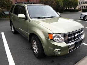 Ford-Escape Hybrid-2009