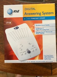 AT&T Digital Answering System Silver Spring, 20904