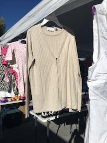 Yard sale clothing curtains iPad cases phone cases toys etc.